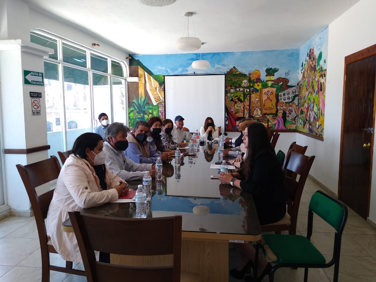 El gobierno de Tzompantepec da seguridad al derecho laboral de todos los trabajadores