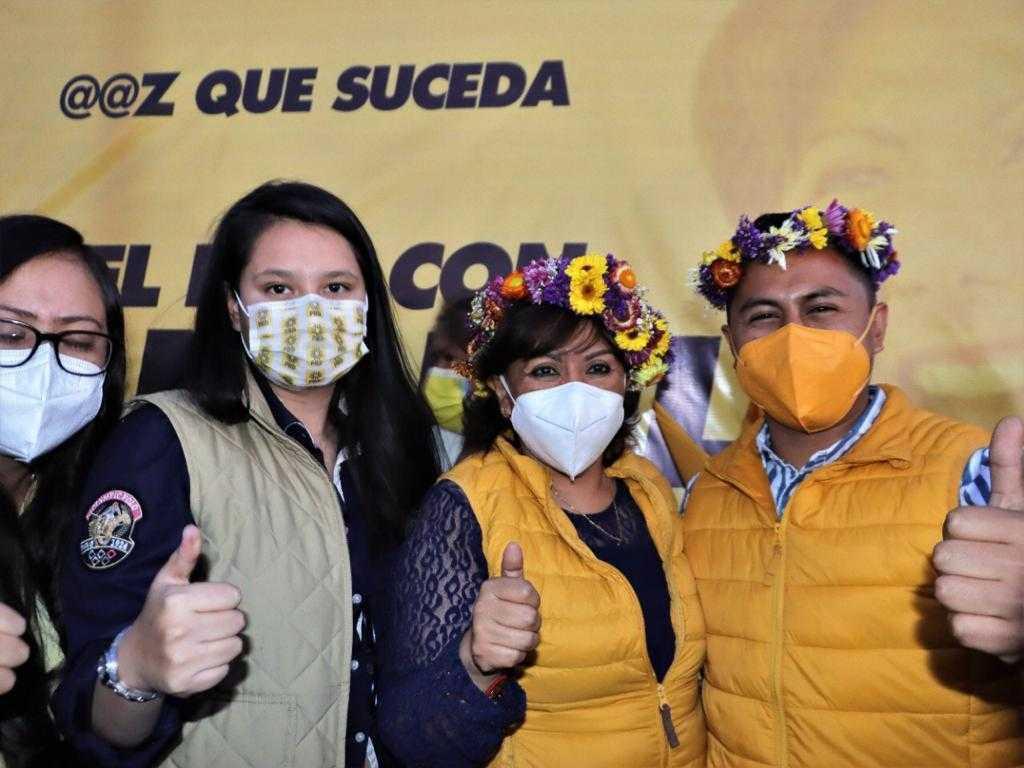 Xicohtzinco respalda a Anabell Ávalos, mujer de palabra: Luis Ángel Barroso Ramírez
