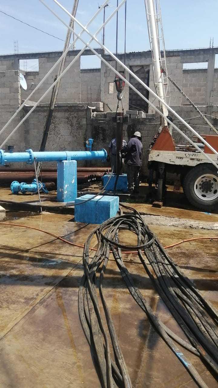 CAPACH dará mantenimiento al pozo 7 de agua potable del Alto