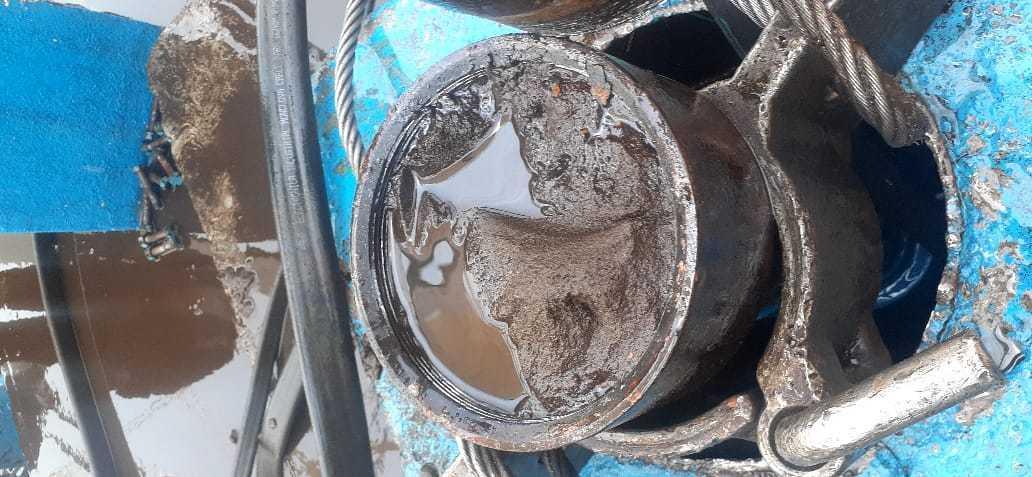 Por daño del manto acuifero, continua mantenimiento a Pozo 7 del Alto; CAPACH
