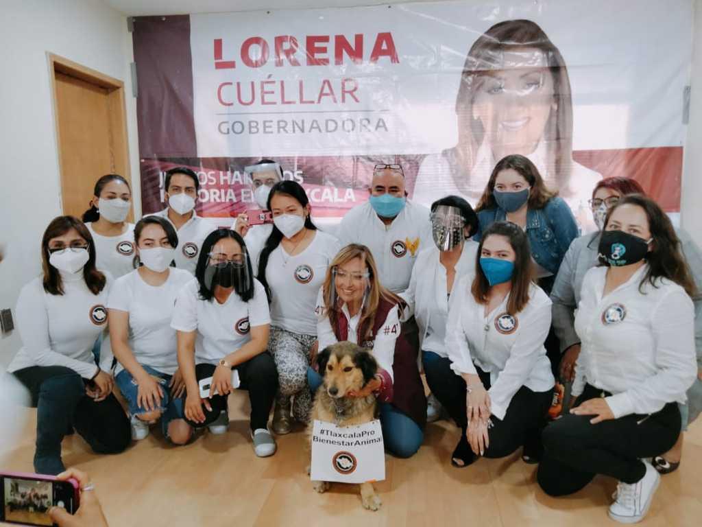 LCC compromete la creación de una coordinación para el bienestar animal