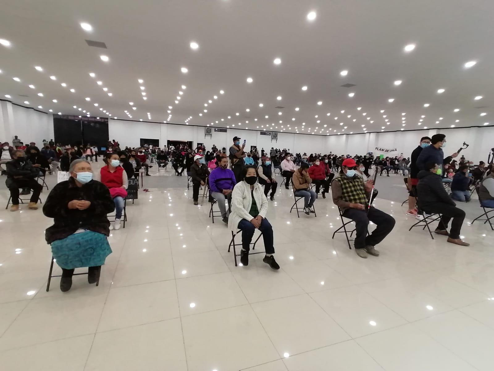 Ofrece Cuéllar Cisneros detonar la economía de Tlaxcala