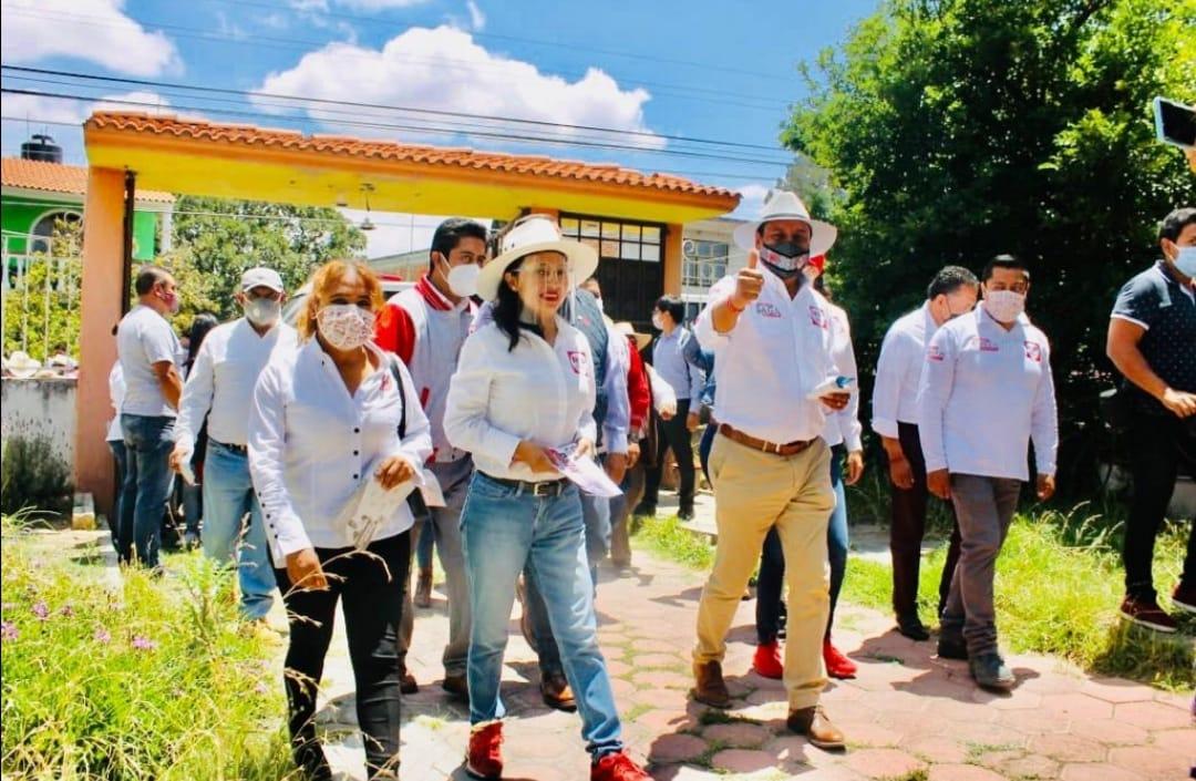 SAGA asiste a la apertura de Javier Solis en Chiuatempan