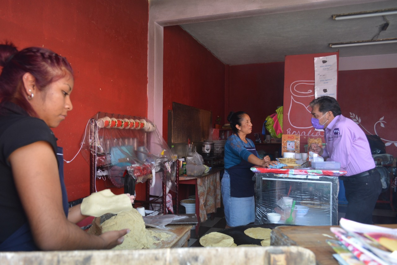 Negocios liderados por mujeres entre los más afectados por Covid 19 en Apizaco: RMC