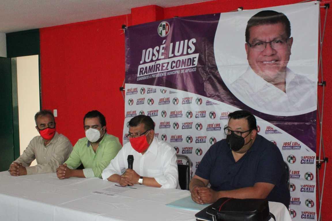Convoca Ramírez Conde a candidatos a realizar debate público