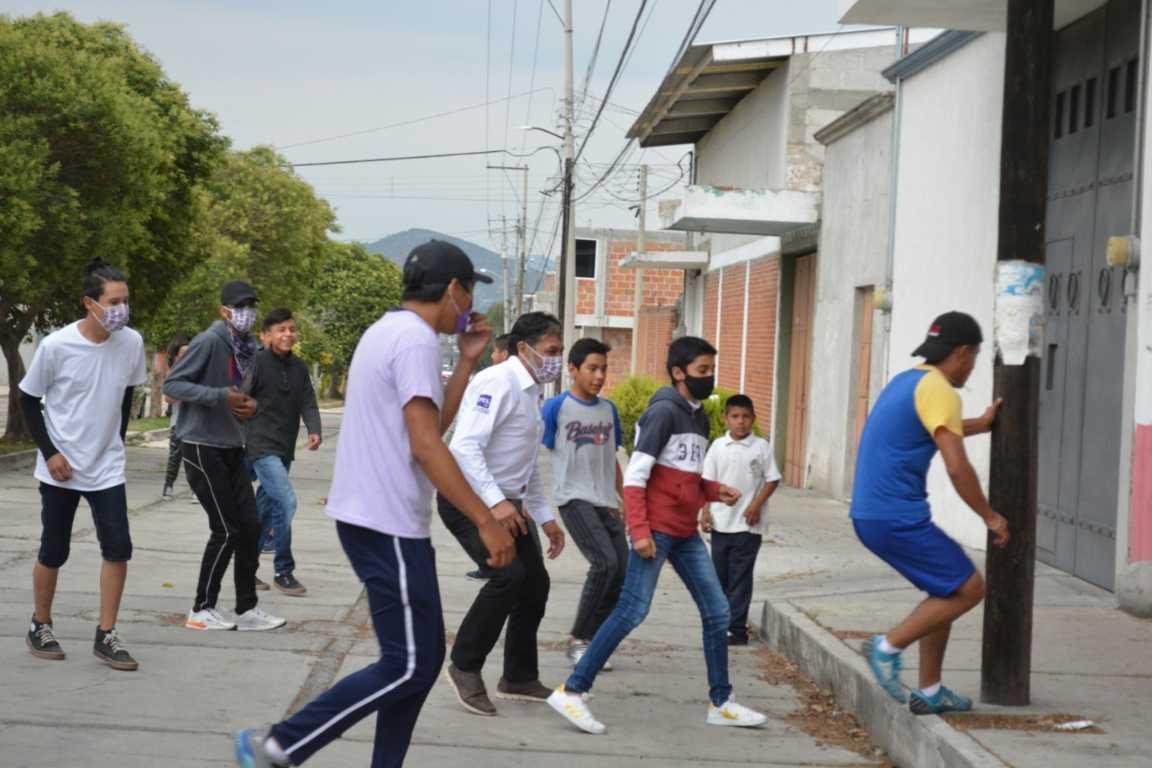 Se compromete Ricardo Morales a generar mejores espacios deportivos en Apizaco y sus comunidades