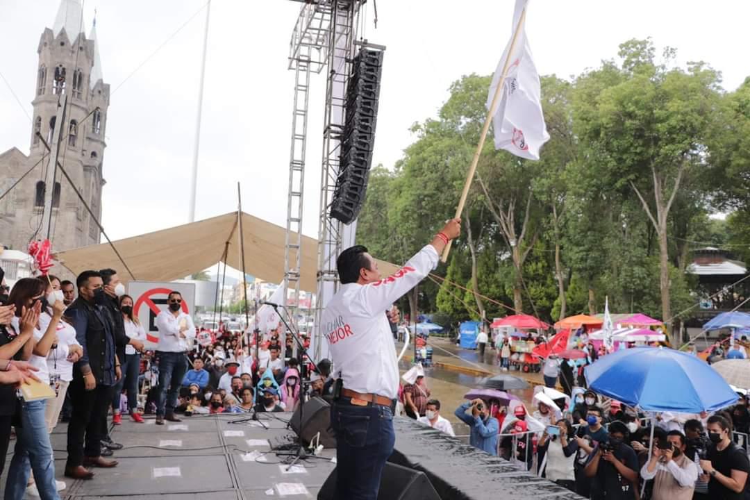 El SAGA: el guerrero tlaxcalteca con sangre de Xicohténcatl El Joven