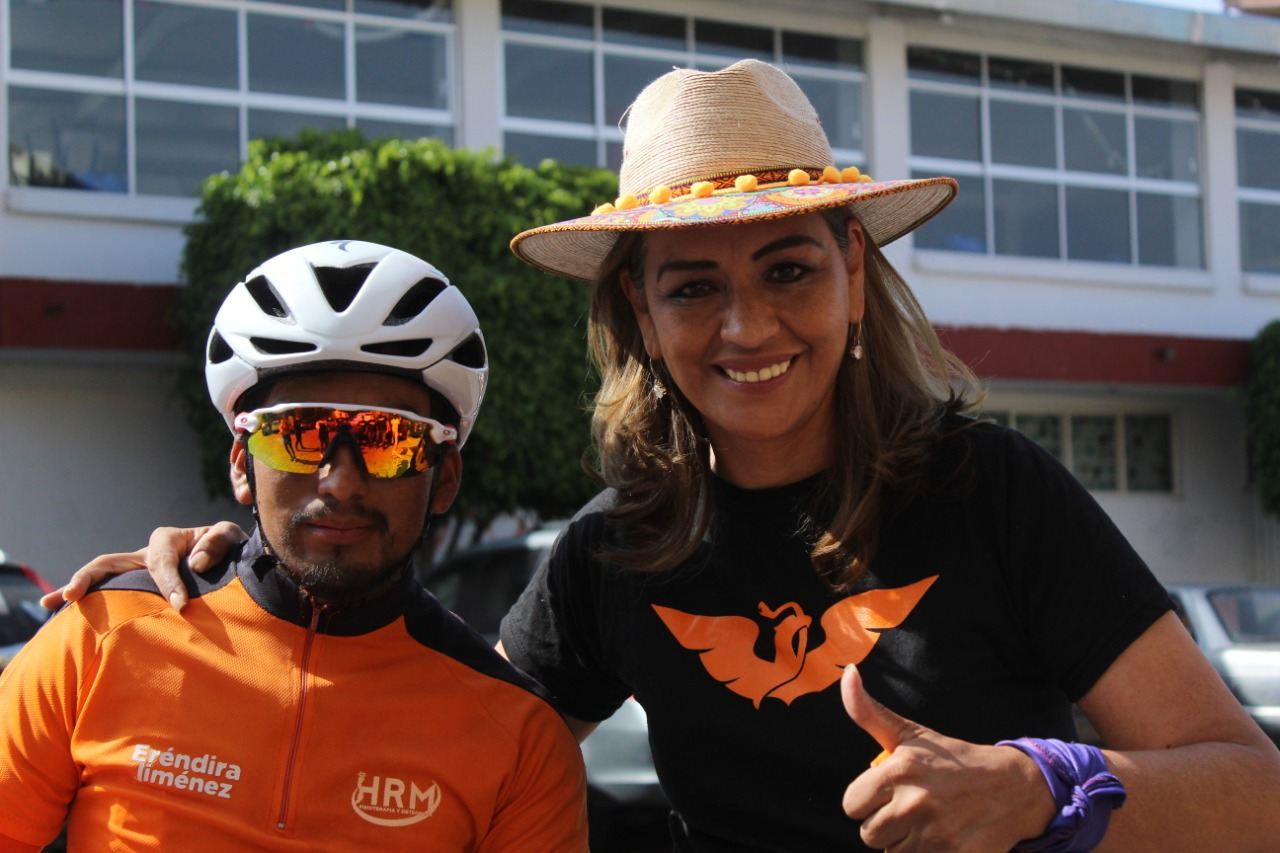 Propone Eréndira Jiménez 7 ejes para impulsar el deporte en Tlaxcala