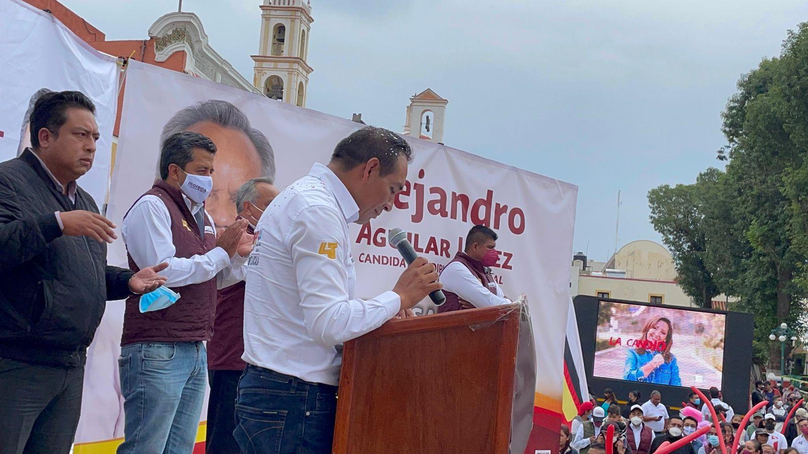 Es tiempo de que Juntos Hagamos Historia: Miguel Ángel Caballero Yonca
