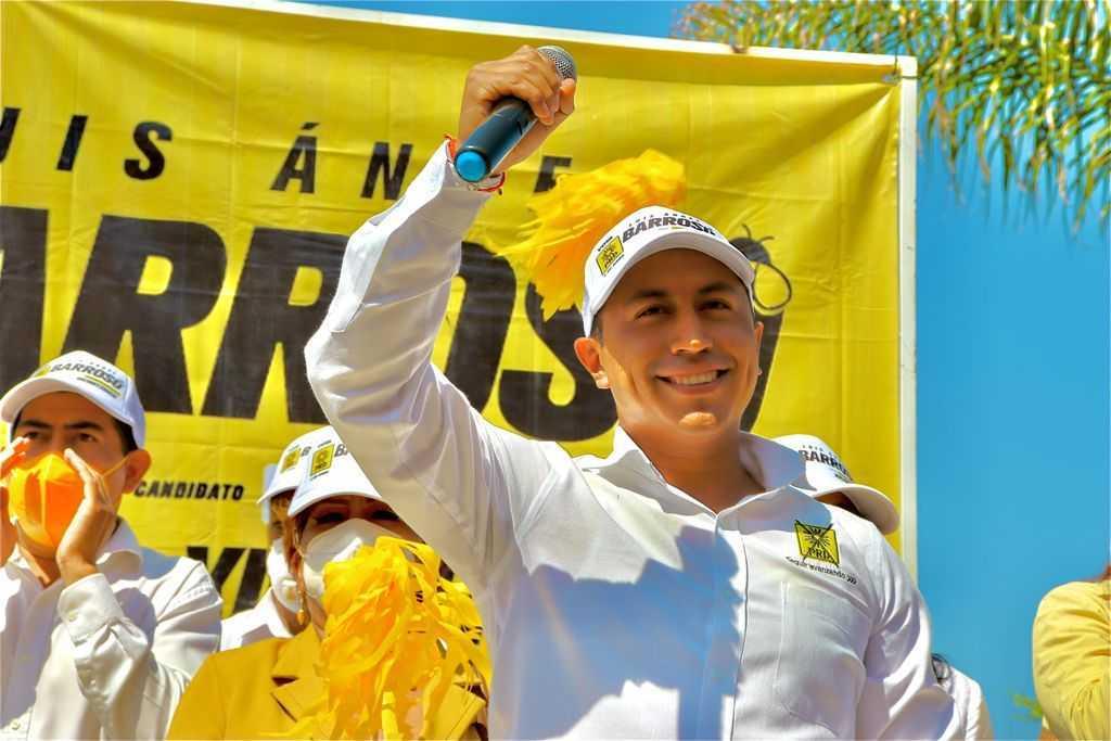 Se alza Luis Ángel Barroso con la victoria en Xicohtzinco