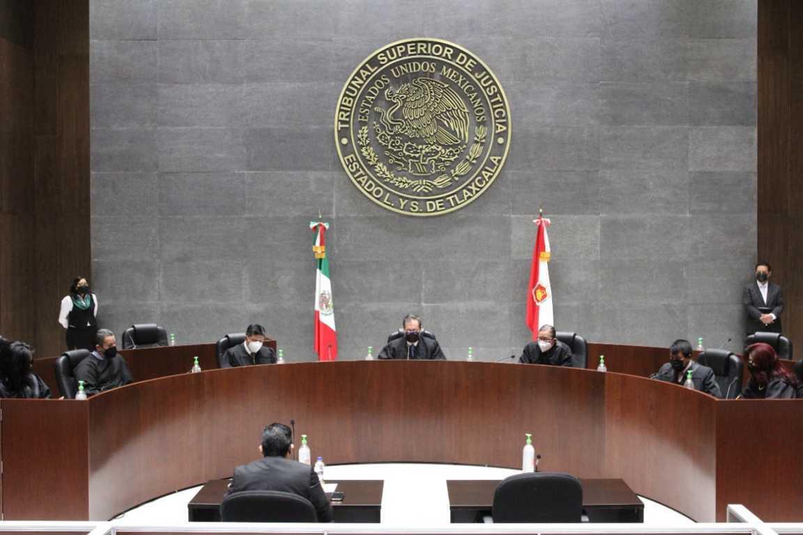 Ha afrontado Poder Judicial retos con determinación: Bernal Salazar