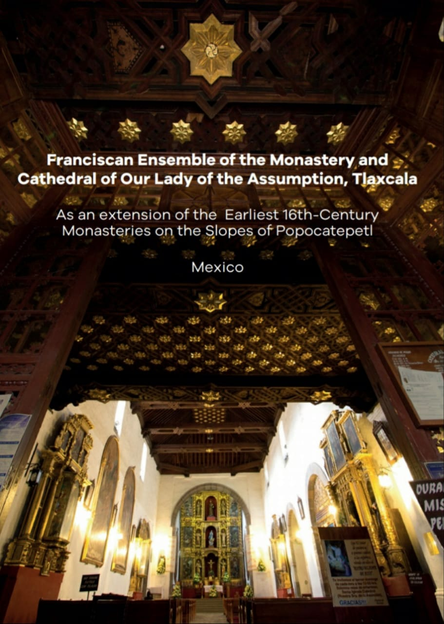 Convento Franciscano será patrimonio mundial de Tlaxcala