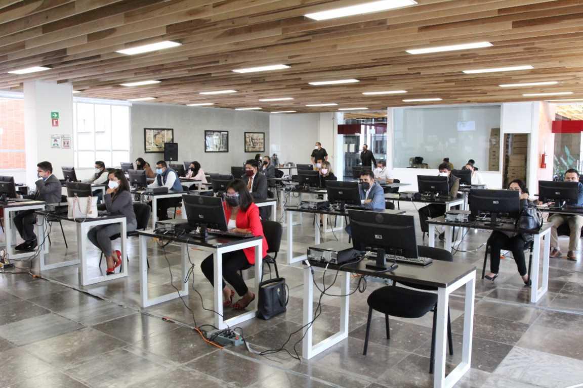 Inicia TSJE primera etapa de evaluación para ocupar cargos en juzgados laborales