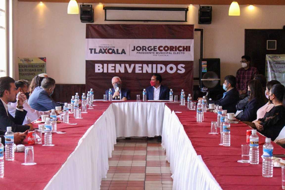 Respaldan líderes empresariales proyecto turístico de Jorge Corichi para Tlaxcala