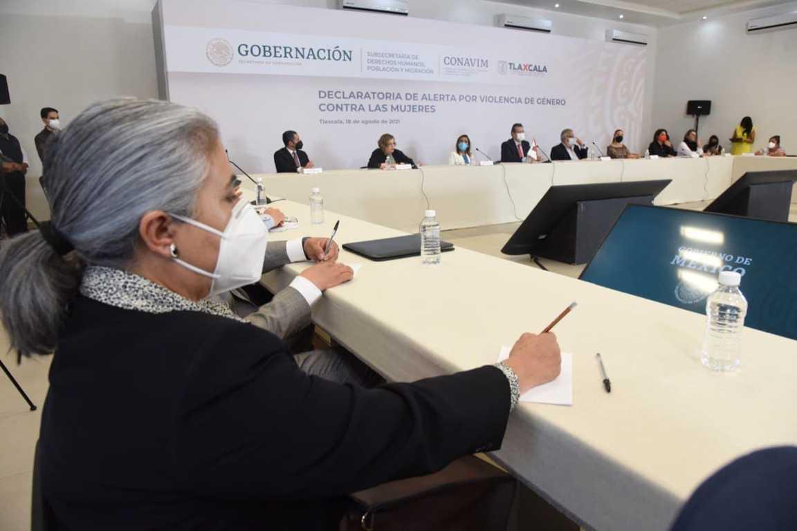 Yauhquemehcan será un municipio seguro para las mujeres: María Anita Chamorro