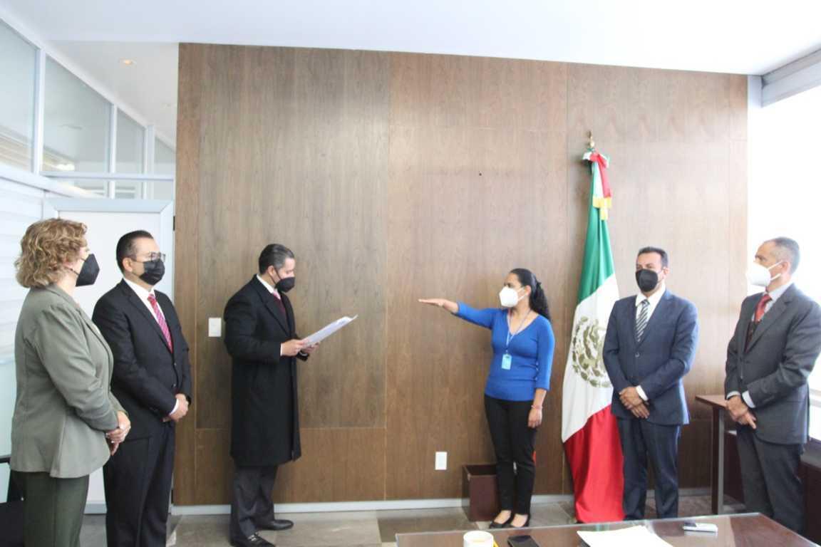 Se integra Edith Alejandra Segura Payán al Consejo de la Judicatura del Estado