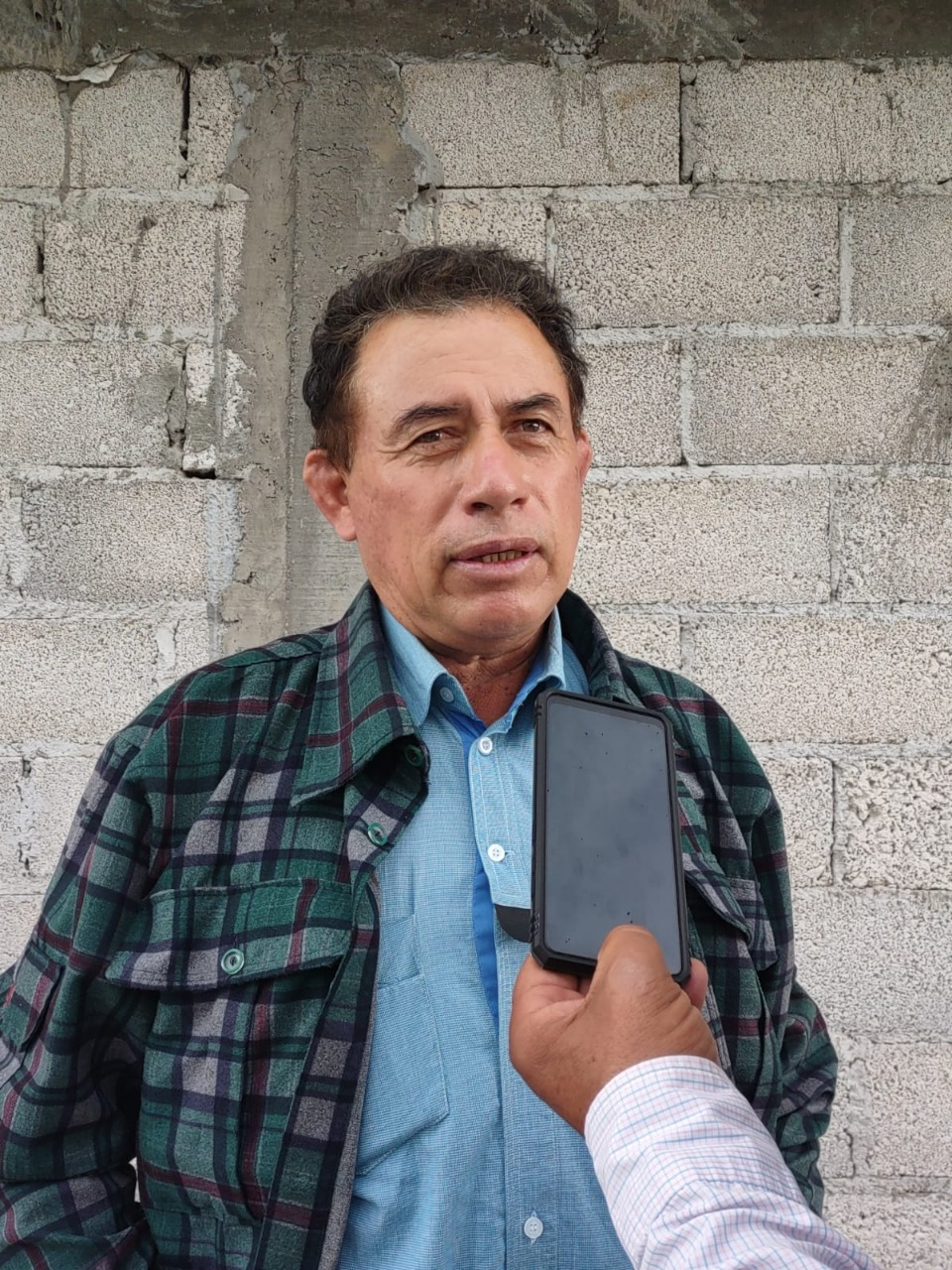 Nuestra toma de protesta será a puerta cerrada: Oscar Portillo Ramírez