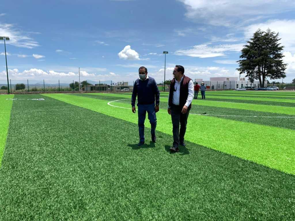Exjugadores profesionales de futbol mexicano llegan a Ixtenco este sábado 28 de agosto
