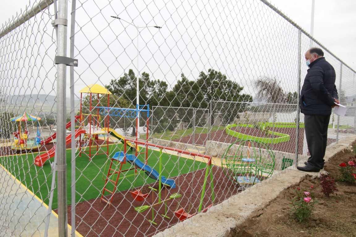 Los niños de Villalta hoy tienen un espacio donde se diviertan sanamente: alcalde
