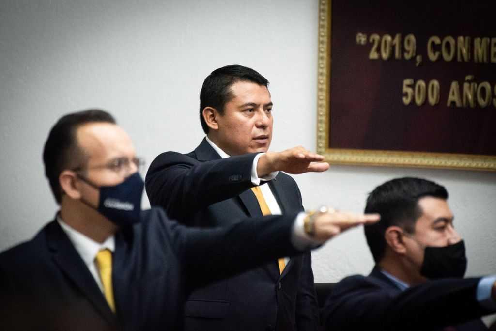 Respeto y responsabilidad ofrece MORENA en el Congreso del Estado: Rubén Terán