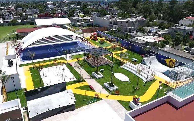 En 4 años 8 meses logramos un desarrollo que por años no se veía en Zacatelco: TOA