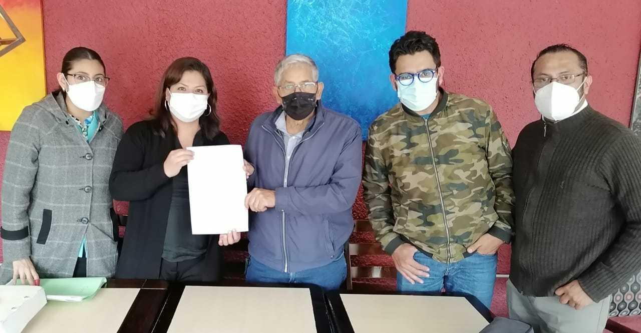 La petista Gabriela Brito logró para Tlaxcala la donación de un predio