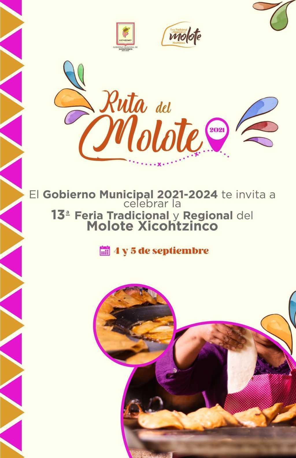 Feria del Molote, una tradición siempre viva en Xicohtzinco