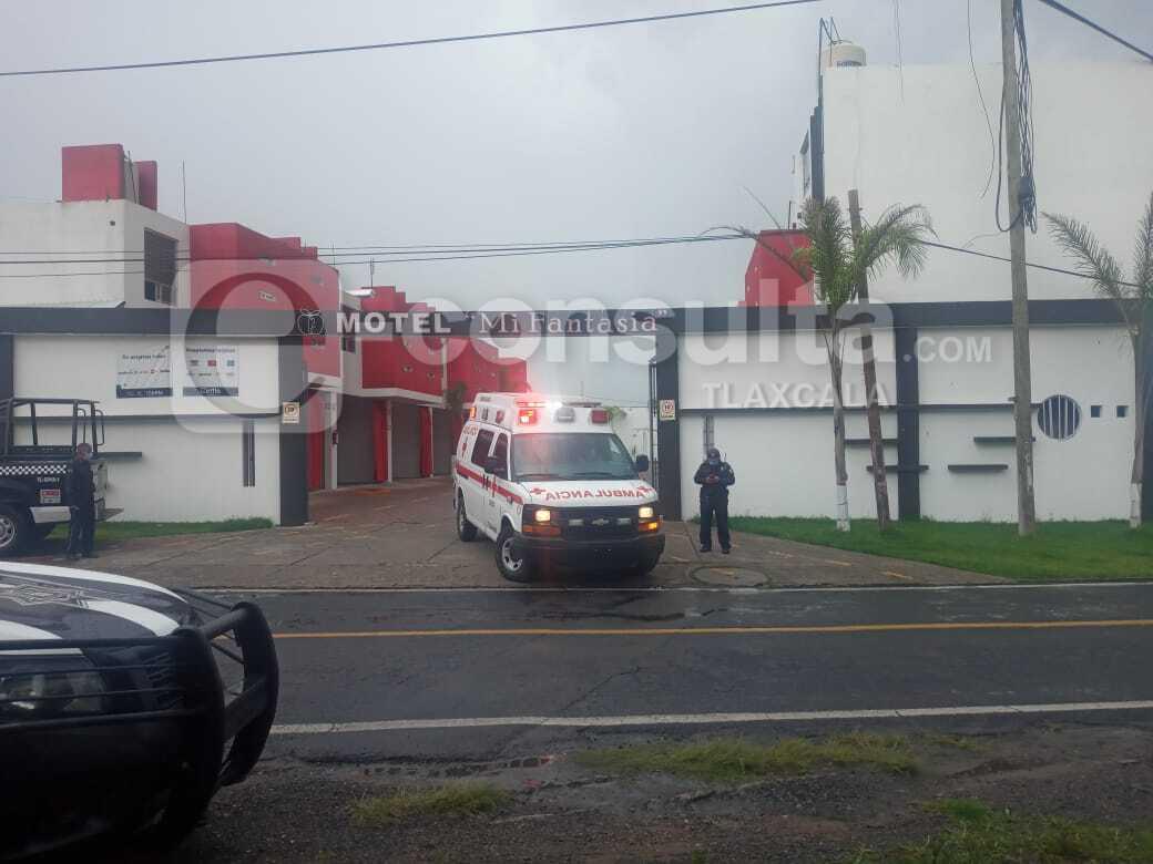 Mujer intenta suicidarse en el hotel propiedad del expresidente de Quilehtla