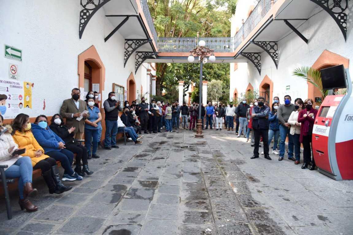 Respalda el cuerpo edilicio proyecto de gobierno del alcalde Jorge Corichi