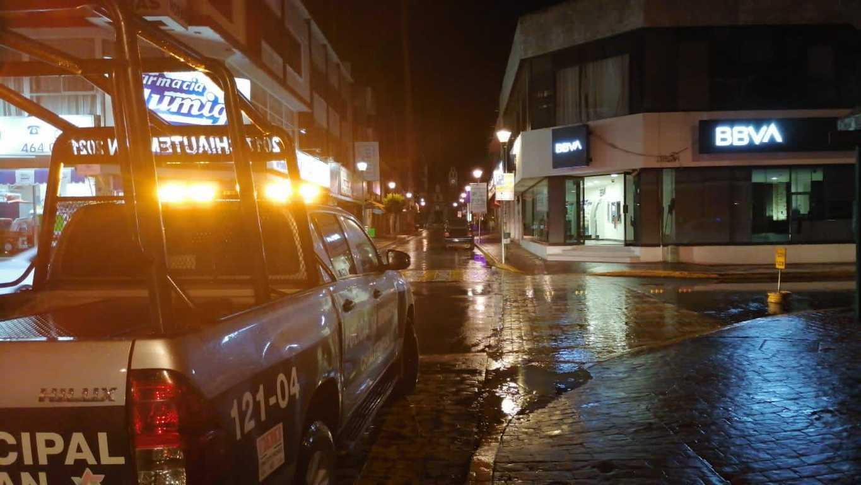 Chiautempan, sin daños tras temblor de magnitud 6.9: Jiménez Romero