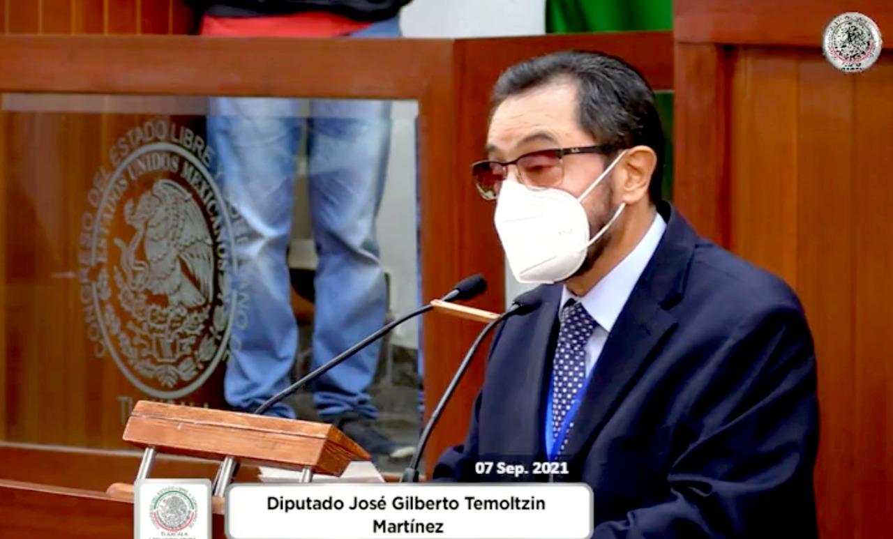 Pide Pepe Temoltzin a Gobierno Estatal, triplicar acciones contra la COVID-19