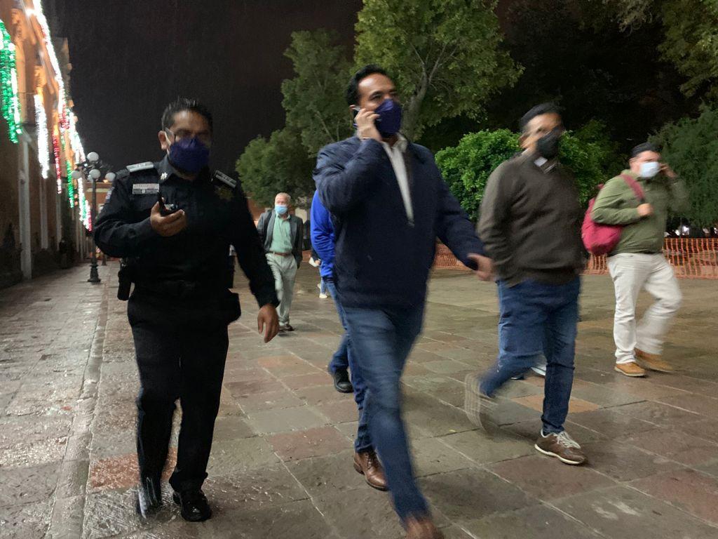 Saldo blanco en Tlaxcala tras fuerte sismo de 6.9 con epicentro en Acapulco