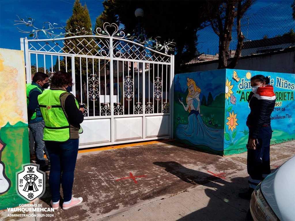Reporta Protección Civil de Yauhquemehcan daños menores en el municipio