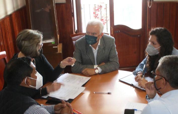 Fortalecerá la CEDHT con visitadurías en la administración de Jiménez Romero en Chiautempan