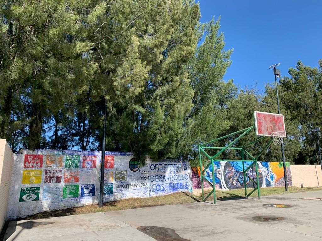 """Rescata Ayuntamiento de Tlaxcala la Unidad deportiva Blas """"Charro"""" Carvajal"""