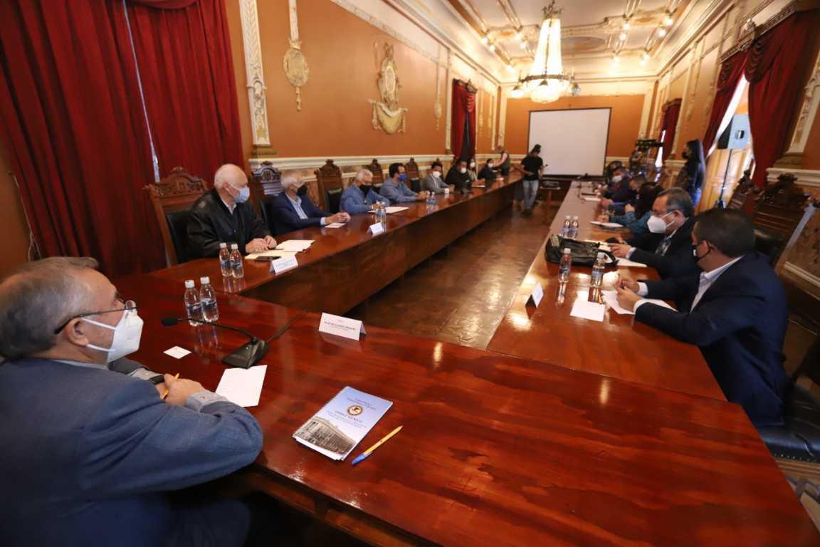 Implementará Gobierno Del Estado estrategias para controlar plaga en La Malinche
