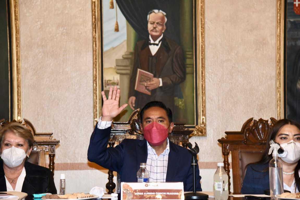 Aprueba cabildo de Tlaxcala descuentos en multas y recargos en pago de impuesto predial