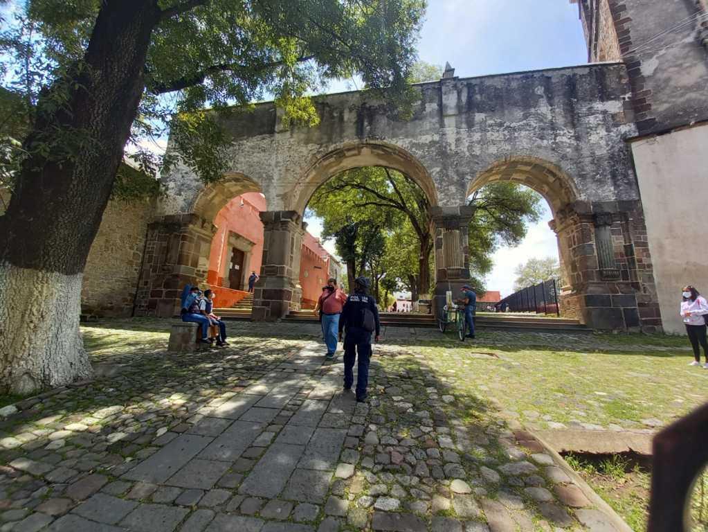 Policía Turística suma elementos en Tlaxcala Capital