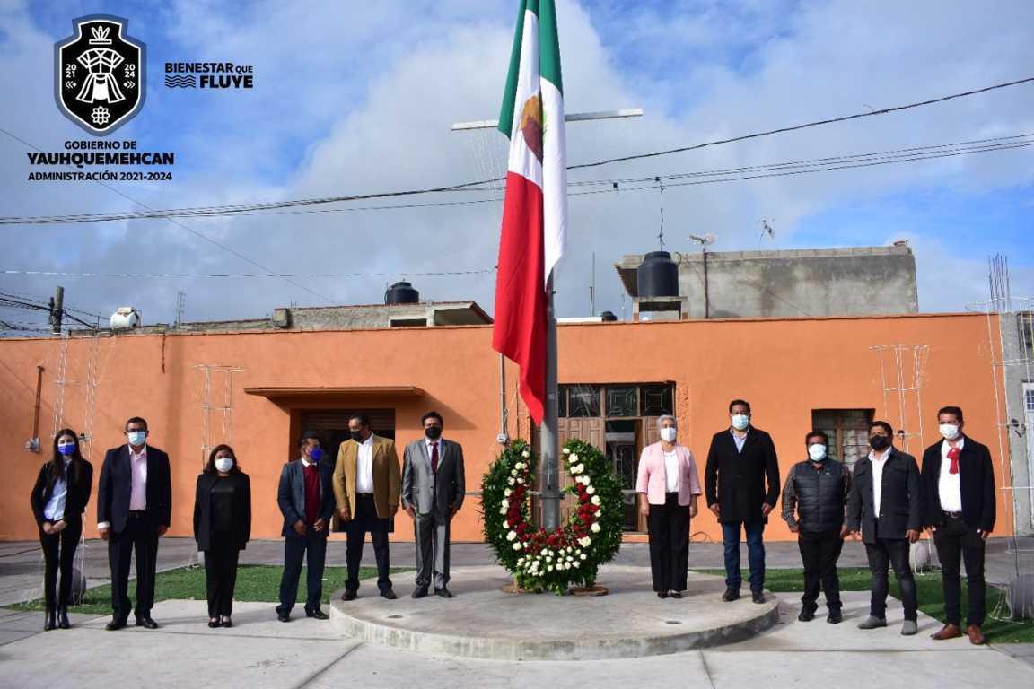 Conmemora Ayuntamiento de Yauhquemehcan la Batalla de Chapultepec