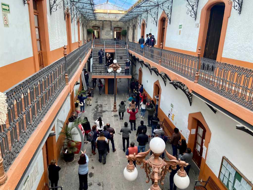 Con clase de zumba, fomenta Ayuntamiento de Tlaxcala la activación física