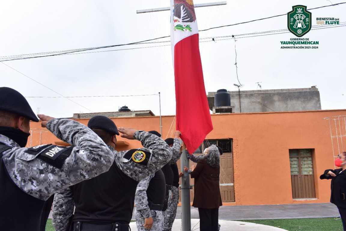Como mexicanos, sigamos unidos ante adversidades: María Anita Chamorro