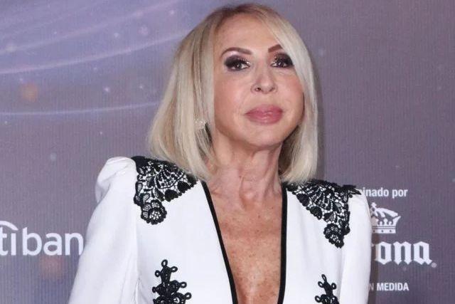 Laura Bozzo pide ayuda a reportero de Televisa  y afirma estar sedada con medicamentos