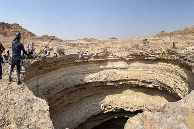 Descubren en Yemen una prisión para demonios