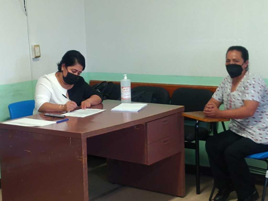 Águila Lima reitera su compromiso de servicio con los trabajadores de la salud