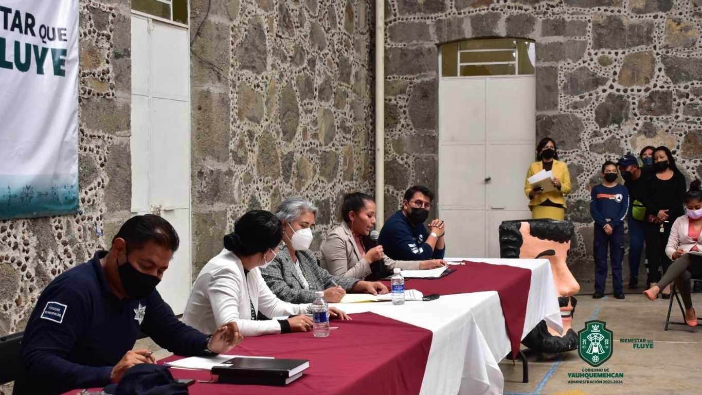 La Administración en Yauhquemehcan se regirá por la Ley: Chamorro Badillo