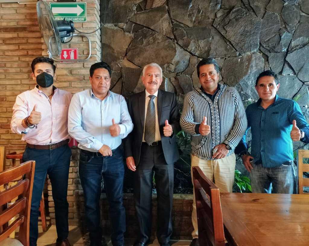 Empatan proyectos en turismo gobierno del Estado y municipio de Chiautempan
