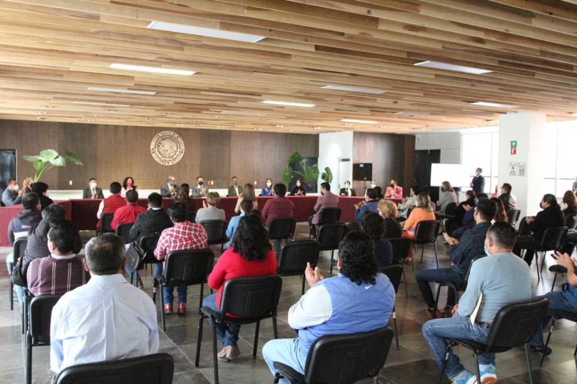 """Inicia programa """"Integridad, Dignificación y Ética del Servicio"""" en el TSJE"""