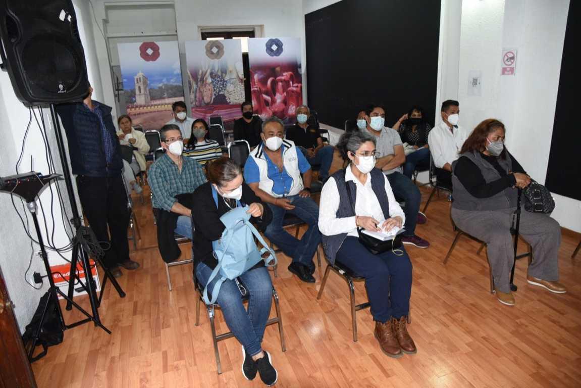 Se reúne Corichi con integrantes del sector restaurantero y de bares de Tlaxcala