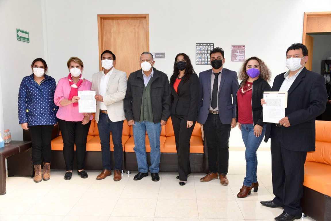 Firman Ayuntamiento de Tlaxcala y SEA convenio para mejores prácticas de gobierno