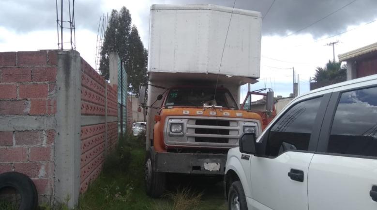 Policía de Investigación impide robo de camión en Chiautempan